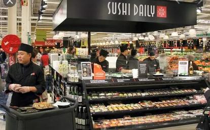 sushi daily innovation BOS idees folles