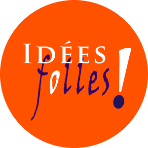logo idées folles créativité